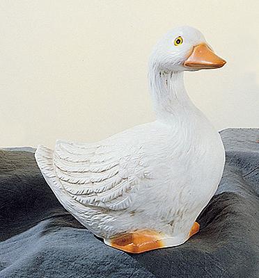 252 nf anatroccolo in resina vendita animali in resina for Animali da giardino finti