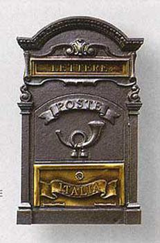 Cassetta postale tipo inglese vendita for Arredo urbano in inglese