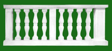 Balaustre da giardino per recinzioni e barriere portafiori in cemento vendita - Recinzioni da giardino prezzi ...