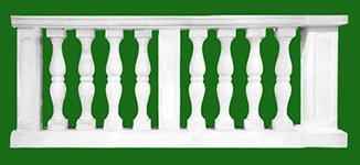 Recinzioni Per Giardino In Cemento.Balaustre In Cemento Per Recinzioni E Barriere Portafiori