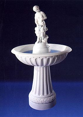 1222 fontana 8 fontane da giardino e da interno in polvere di marmo di carrara vendita - Fontane in marmo da giardino ...