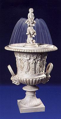 1405 fontana 15 fontane da giardino e da interno in polvere di marmo di carrara vendita - Fontane in marmo da giardino ...