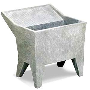 Lavatoio in cemento ispirazione di design per la casa e for Lavatoio esterno