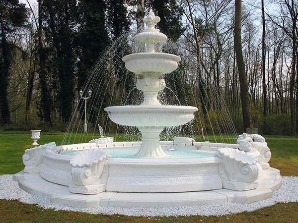 903 i fontana a cascate bali con kit idrico e kit for Cascate da giardino