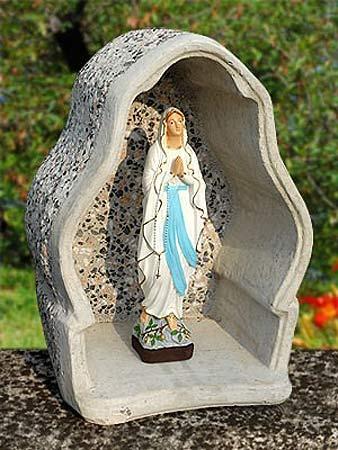 Statue madonna da giardino casamia idea di immagine - Statue giardino ...