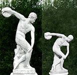 Informazioni vendita vasi da giardino statue da esterno fontane ornamentali balaustre per - Statue da giardino in resina ...