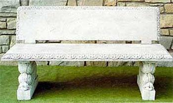 Panchine In Cemento Da Esterno.Tavoli E Panche In Cemento Da Giardino Per Interno Ed