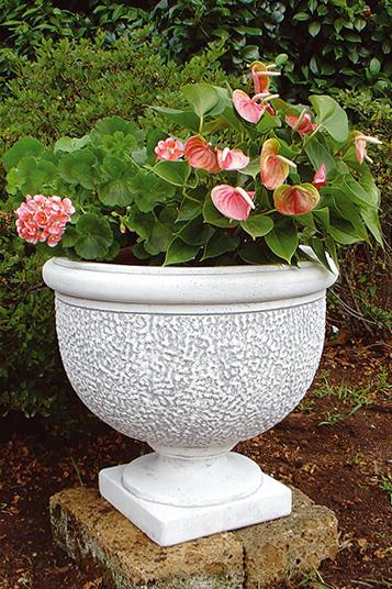 161 d vaso lepus lonardi tutto per il giardino for Vasi decorativi da interno