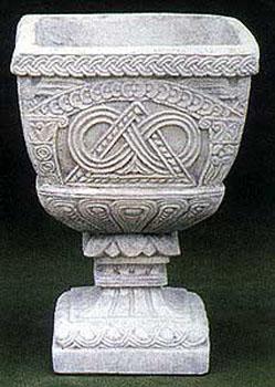 72 s vaso bizantino vendita vasi in cemento da for Vasi decorativi da interno