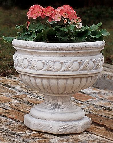 Va61 b vaso gigli vendita vasi in cemento da giardino - Vasi in giardino ...