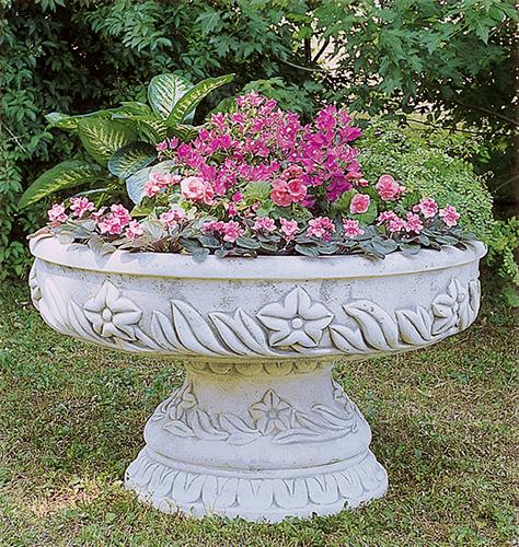 Vasi da giardino in cemento prezzi vasi in cemento - Vasi in giardino ...