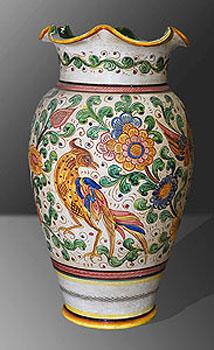 Vasi e anfore decorative in ceramica e porcellana - Vasi in ceramica da esterno ...