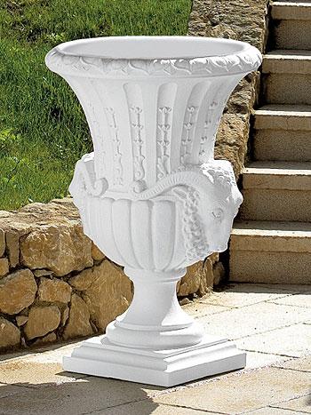 1947 fioriera ariete in resina vasi in resina e in for Vasi grandi da interno