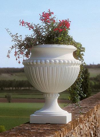 Fioriera impero in resina vasi in resina e in plastica for Vendita vasi plastica