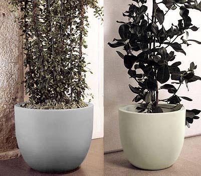 Vaso etria doppia parete in resina vasi in resina e in plastica da esterno e da interno vendita - Vaso da interno ...