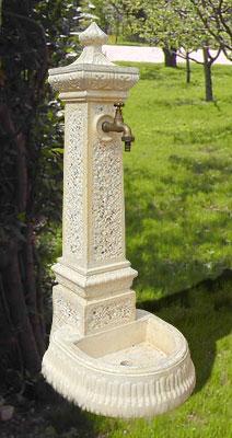 fnr29 b fontane da giardino vedovella in cemento milano