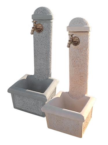Fontane da giardino vedovella in cemento pisa da interno e - Fontane da interno ...