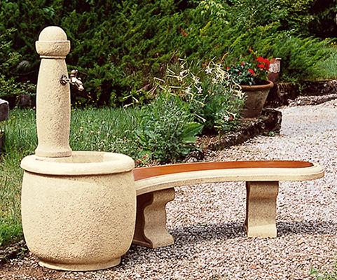 Mobili lavelli fontane doppio rubinetto for Vasca laghetto rettangolare